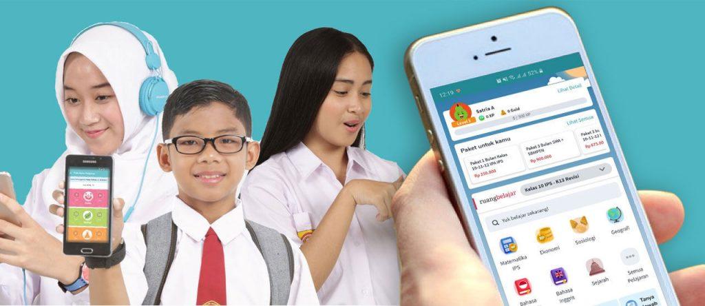 7 Aplikasi Untuk Belajar Online Gratis Buat Siswa